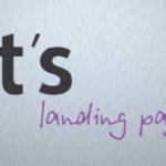 Landing Page примеры